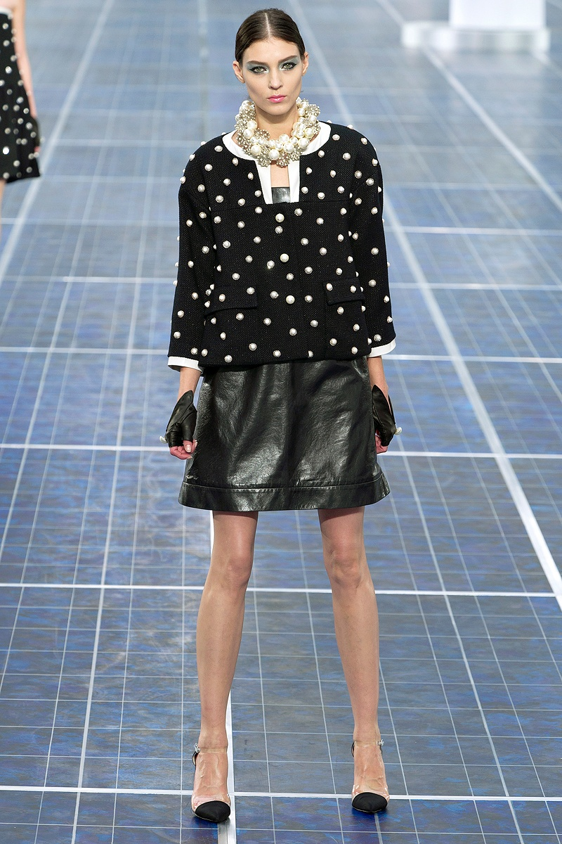 Chanel spring 2013 show