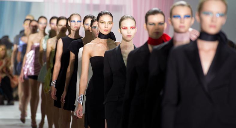 Dior Spring 2013 show
