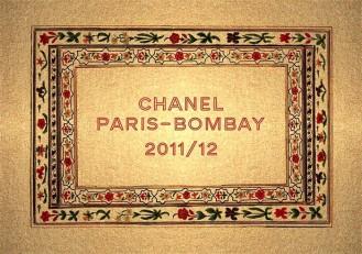 Chanel Paris-Bombay métiers d'arts