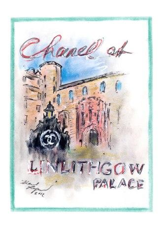 Chanel Paris-Edimbourg métiers d'arts