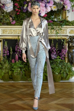 Lady Michelham by Alexis Mabille