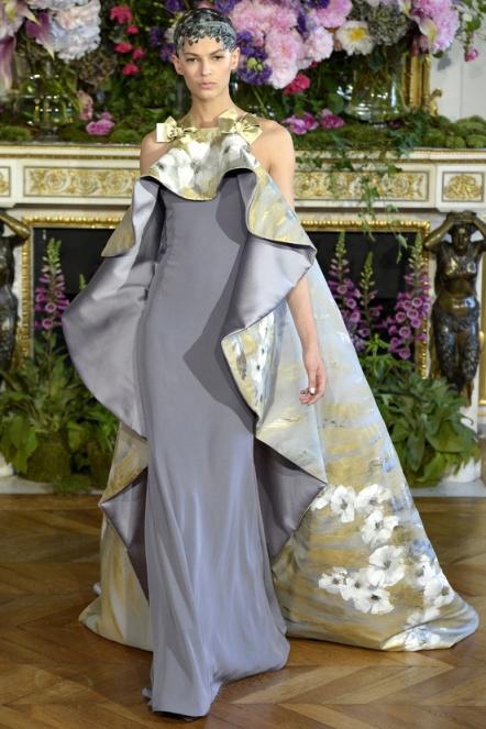Olivia Concha de Fontecilla by Alexis Mabille
