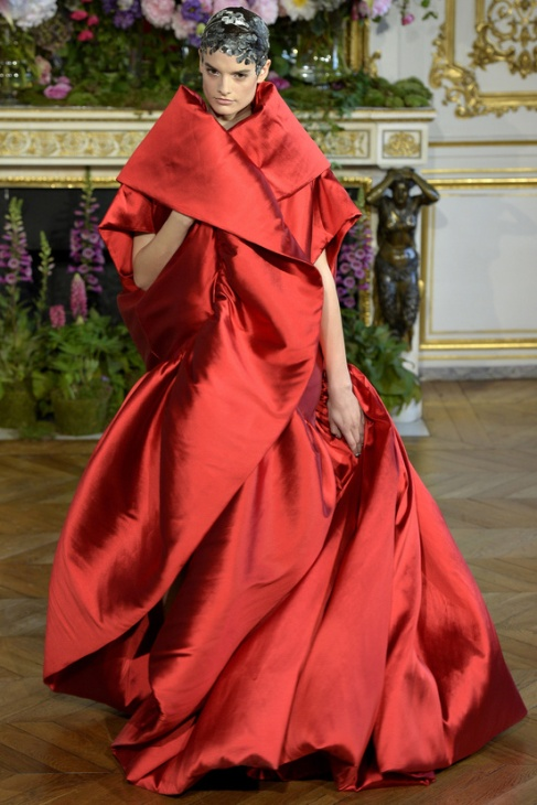 Miss Bell by Alexis Mabille