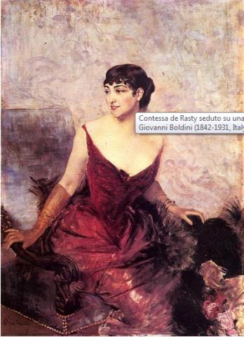 Comtesse de Rasty by Boldini