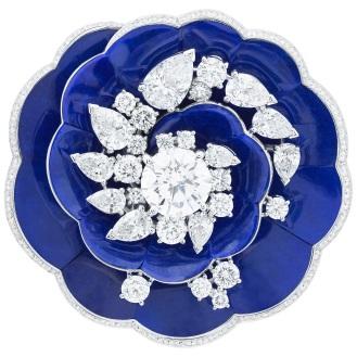 Fleur de lapis-lazuli