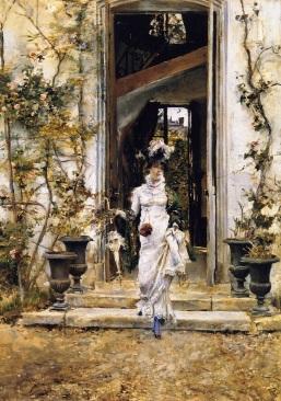 Gladys Deacon by Boldini