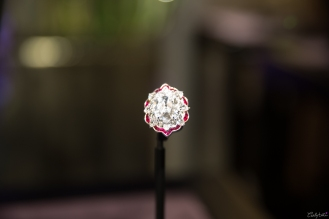 Ancolie Précieuse ring