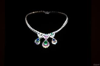 Majestueuse Émeraude necklace