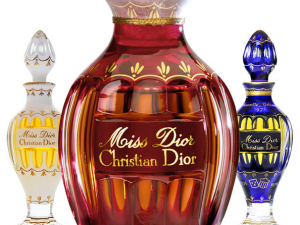 Bottle of Miss Dior till 1949