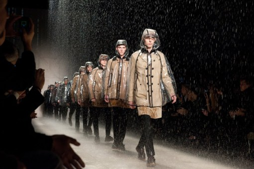 Burberry Menswear Fall 2008