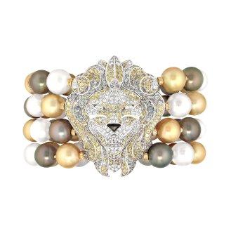 Bracelet Lion Baroque J60644