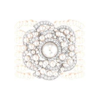 Bracelet Rosee de Camelia