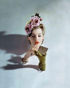 John Rawlings, Vogue américain, mars 1943 © 1943 Condé Nast
