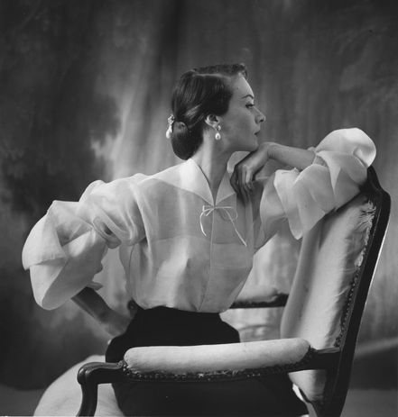 Henry Clarke, Vogue France, mai 1951 © Henry Clarke / Galliera