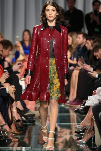 Superb tailored coat