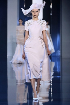 This is the perfect Dior silhouette