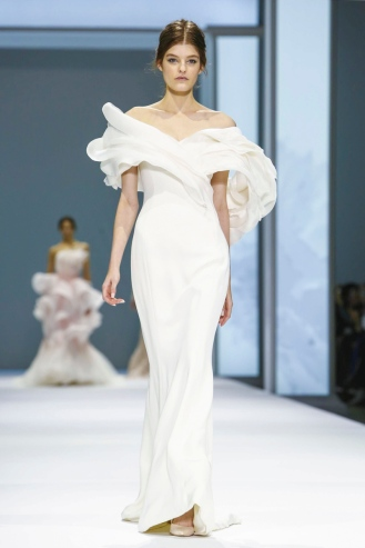 Ralph and Russo Couture Spring Summer 2015 Paris