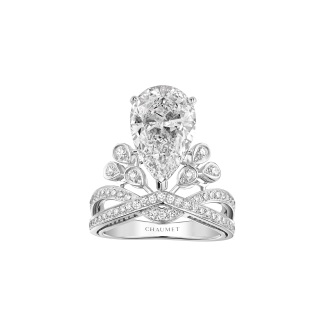 Joséphine Bague Aigrette Impériale diamant